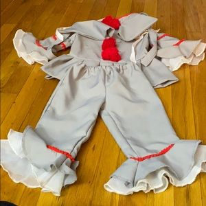 Penny wise kid costume size 2